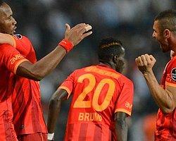 Galatasaray İşi 7 Dakikada Bitirdi: 2-0