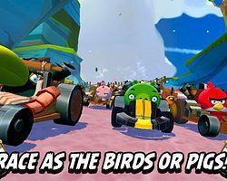 Rovio, Angry Birds Go!'yu indirilmeye sundu