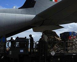 BM Irak Üzerinden Suriye'ye İnsani Yardım Taşımaya Başladı