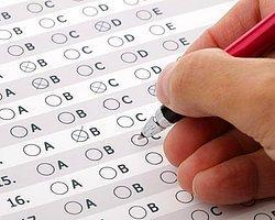 AÖF Sınavında 'Dershane' Sorusu