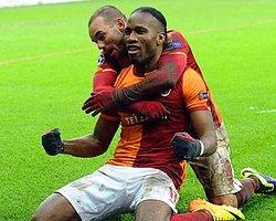 Drogba'dan Çok İlginç Sneijder İtirafı