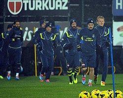 Fenerbahçe'de Hazırlıklar Başladı