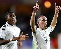 Bayern Zorlanmadan Finalde