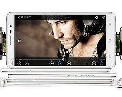 Dünyanın İlk 2K HD Ekranlı Süper Akıllı Telefonu!