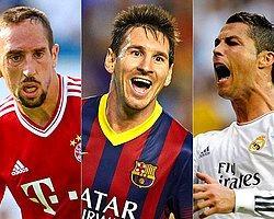 """Robben: """"Ballon D'or'u Ronaldo Hak Ediyor"""""""