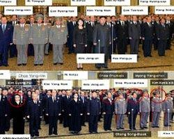 Kuzey Kore'de İktidar Mücadelesinin Fotoğrafları