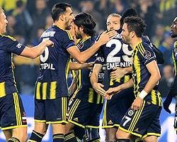 'Avrupa'da En İyi 17. Fenerbahçe'