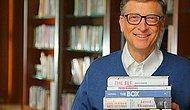 İşte Bill Gates'in 2013′Ten Sevdiği Kitaplar!
