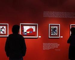 Miro Sergisinde Sahte Eser Şüphesi