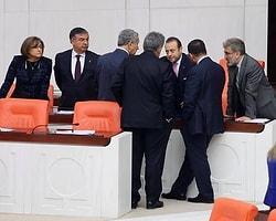 Egemen Bağış Tepkiler Sonrası Meclisi Terketti!
