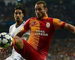 Sneijder, 2013'ün Kaybedenler Listesinde