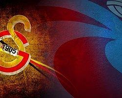 Galatasaray İle Trabzonspor 116. Randevuda