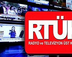 RTÜK'ten Operasyon Açıklaması