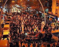 Ankara'da her yerde yolsuzluk eylemi
