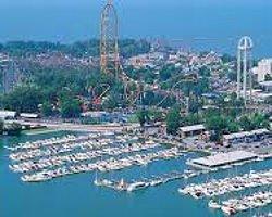 Dünya'nın En Büyük Eğlence Parkı (Cedar Point)