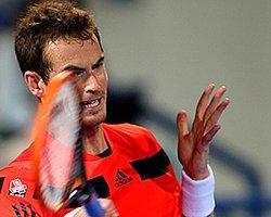 Murray rahat kazandı!