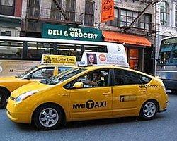 Taksiye kusana ceza şoku!