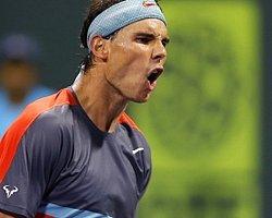 Nadal Çek Rakibine Göz Açtırmadı