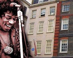Jimi Hendrix'in Londra'daki evi müze oluyor