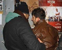 Taksim'de taciz gözaltıları!