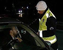 Bir gecede 7 bin araç denetlendi, 361 ehliyete el konuldu