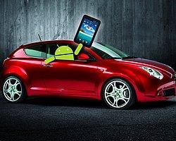 Android işletim sistemi arabalara taşınıyor
