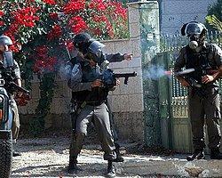 AA kameramanı Hamid Nablus'ta yaralandı