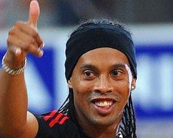 Ronaldinho Transferinde Görüşmeler Tıkandı