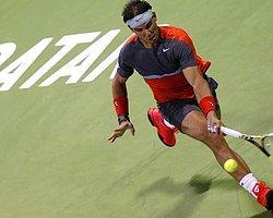 Nadal Doha'da ilk finalist