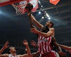 Fenerbahçe Atina'dan Çıkamadı