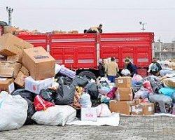 Suriye Türkmenlerinden Türkiye'ye İnsani Yardım Teşekkürü