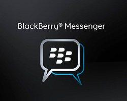 Blackberry Messenger, İOS ve Android Uygulamalarını Güncelliyor