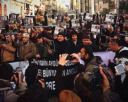 Gazeteciler Bünyamin Aygün İçin Yürüyor