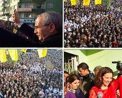 BDP'li Vekiller 2 yıl 7 Ay Sonra Seçmenleriyle Buluştu