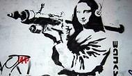Bir Graffiti Filozofu, Duvar Gerillası: Banksy