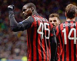 Balotelli: Milan'da Kalıyorum!