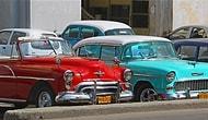 30 Fotoğrafla Havana Sokaklarında Nostaljik Arabalar