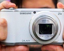 Samsung Galaxy Camera 2'Nin Teknik Özellikleri Belli Oldu