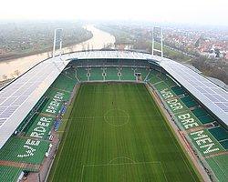 Almanlar Şaşkın! Bremen'in Stadı'nı Ufolar Bastı..