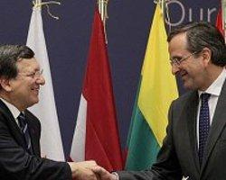 Yunanistan Resmen AB Dönem Başkanı