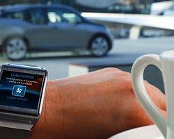 BMW, Galaxy Gear Uygulamasını Tanıttı