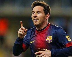 Messi Barca'da Bırakmak İstiyor