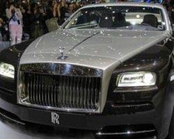 Rolls-Royce'da 4X4 Hazırlığı