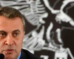 Beşiktaş Kulübü Başkanı Orman