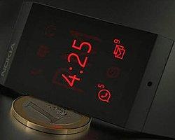 Nokia'nın Akıllı Saat Konsepti