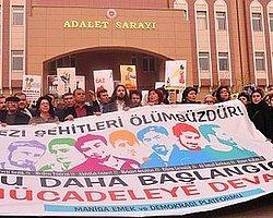Manisa Gezi Davası Başladı