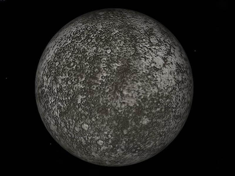 color planet mercury - 800×600