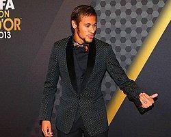 Neymar'dan Ibra'ya Övgü
