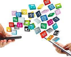 Mobil Uygulamaların Kullanım Oranları 2013 Yılında Yüzde 115 Arttı