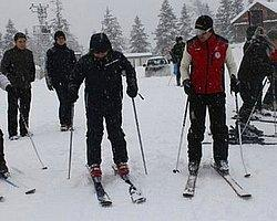 Kayak Merkezlerinde En Büyük Problem Kar